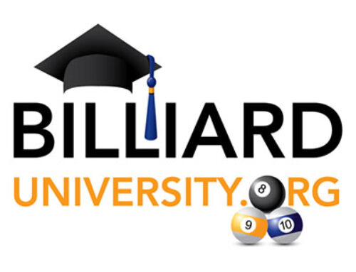 Annual Billiard University Summer School Boot Camps Return After a Year Off